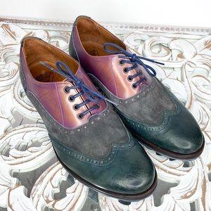 John Fluevog multicoloured Men's Oxford Shoes 11.5